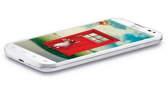 Обзор смартфона LG L70