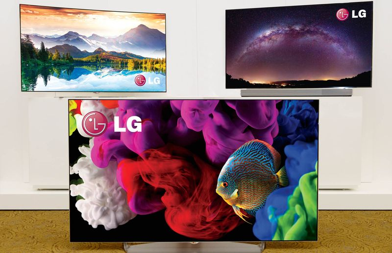 LG-OLED TV