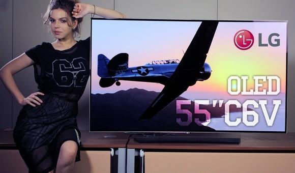 LG-OLED55C6V