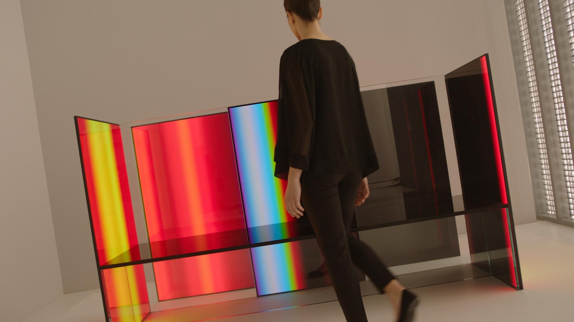 LG and Tokujin Yoshioka Milano DesignWeek 3