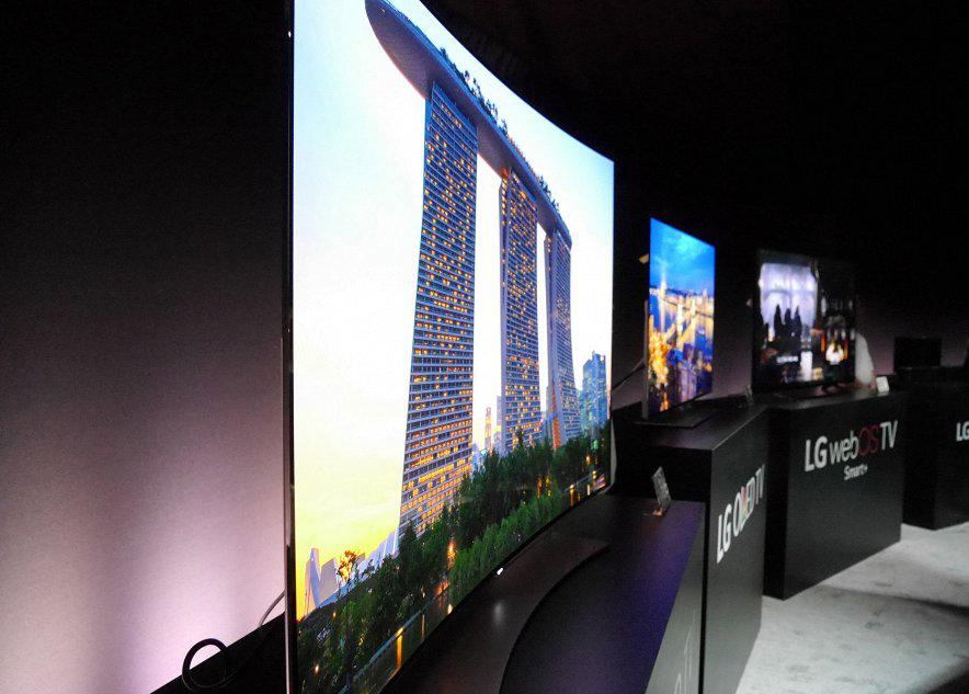 LG-новинки телевизоров