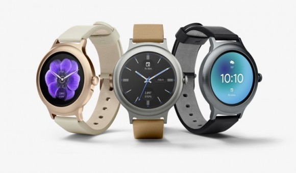 LG представила умные часы Wear Style и Wear Sport на базе Android Wear 2.0