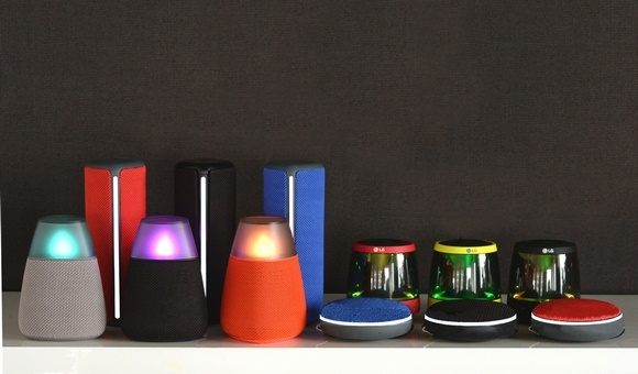 LGE Bluetooth Speakers — копия