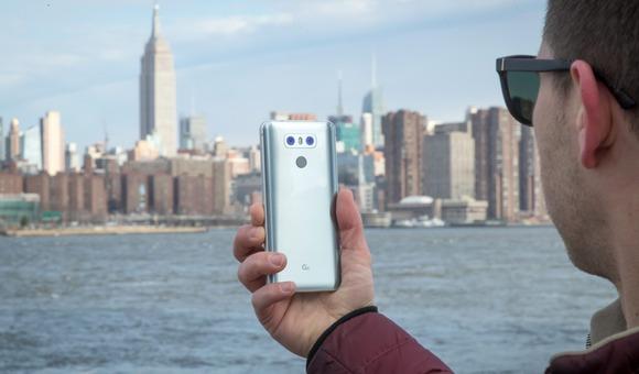 LG объявила о начале глобальных продаж смартфона G6