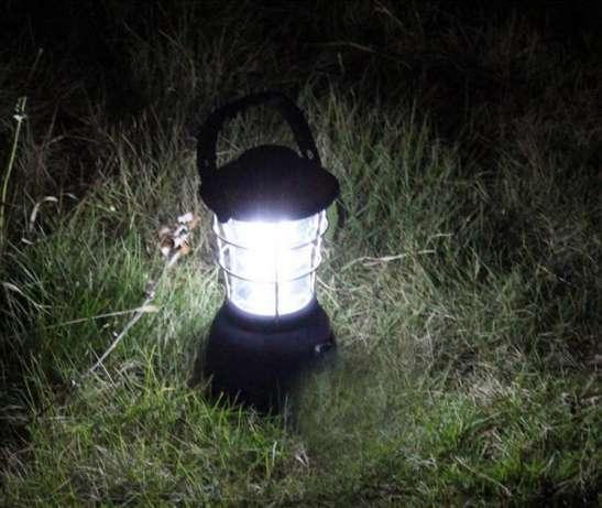 Лампа-фонарь