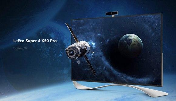 LeEco Super 4 X50 Pro-телевизор