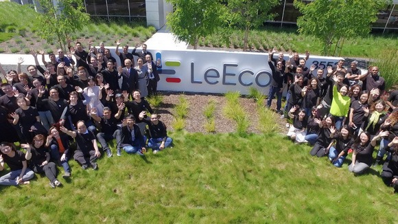 LeEco-команда