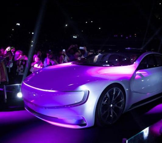 LeSEE-электромобиль
