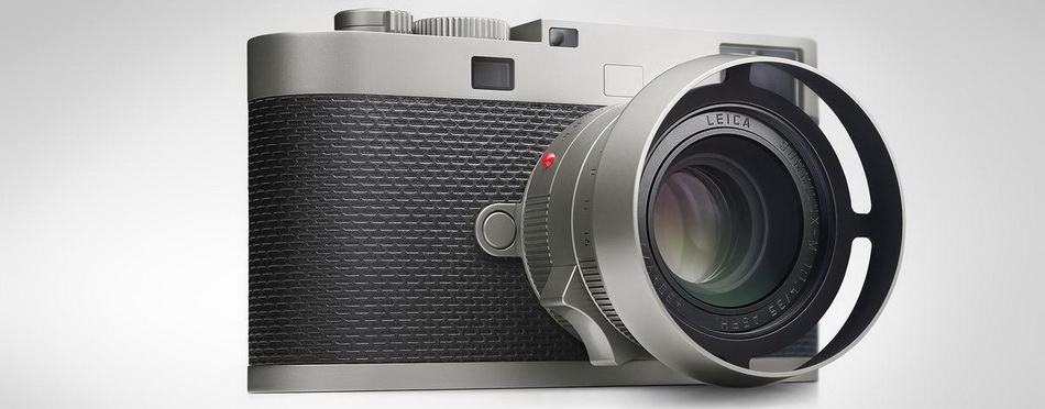 Leica M Edition 60-вид спереди