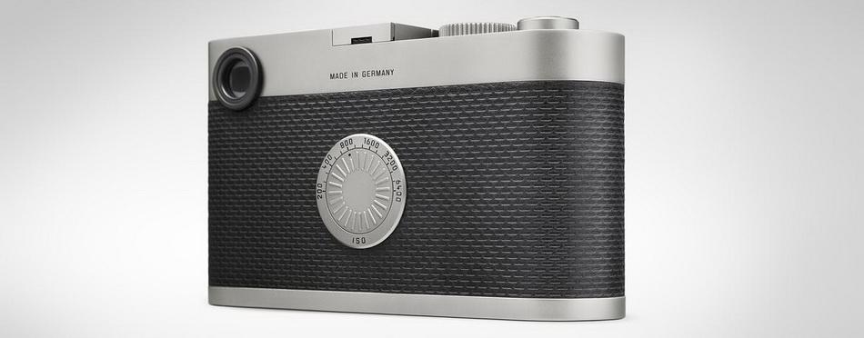 Leica M Edition 60-вид сзади