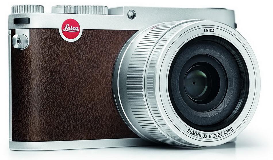 Leica X-новая линейка