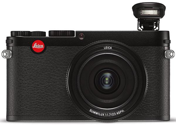 Leica X-общий вид