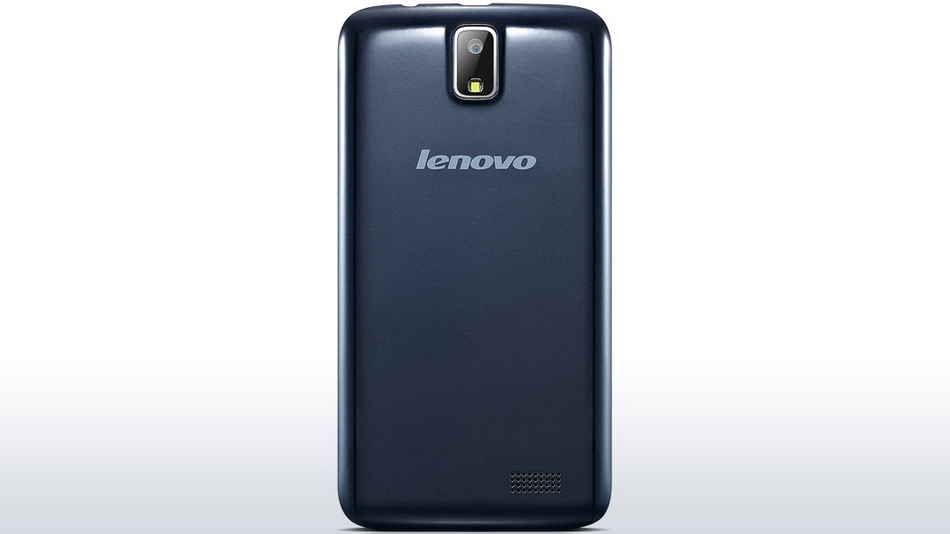 Lenovo A328 Dark Blue-задняя панель