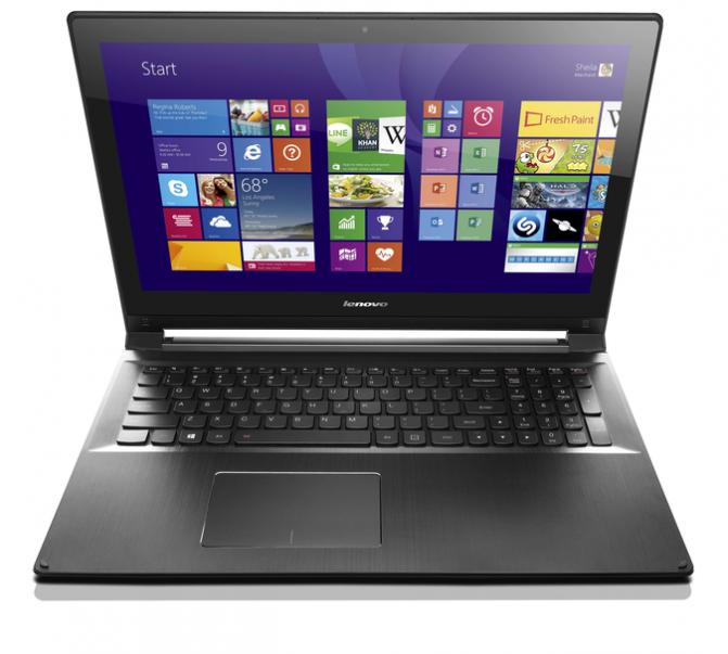 Lenovo Flex 2 Pro-экран