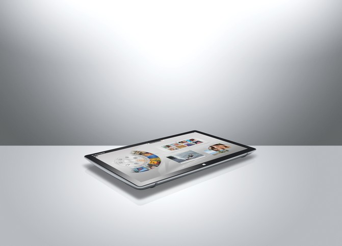 Lenovo Horizon 2e-общий вид