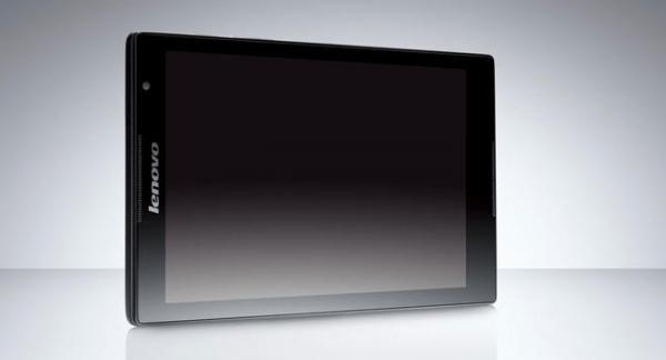 Lenovo TAB S8-экран