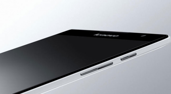 Lenovo TAB S8-правая боковая грань
