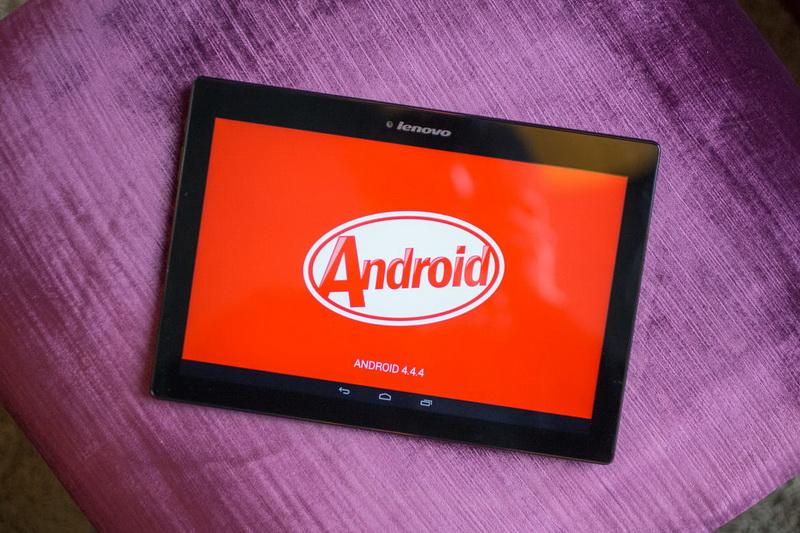 Lenovo Tab 2 A10-70 - Операционная система