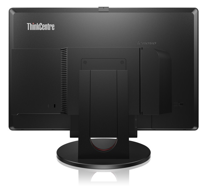 Lenovo ThinkCentre Tiny-in-One (TIO) 23-задняя сторона