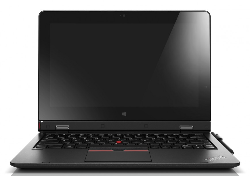 Lenovo ThinkPad Helix 2-вид спереди