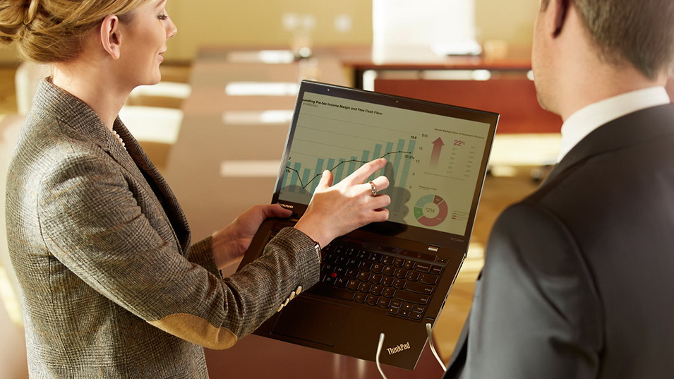 Lenovo ThinkPad X1 Carbon-имиджевая картинка