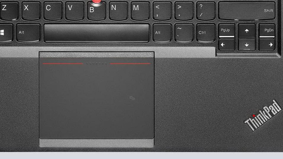 Lenovo ThinkPad X1 Carbon-тачпад