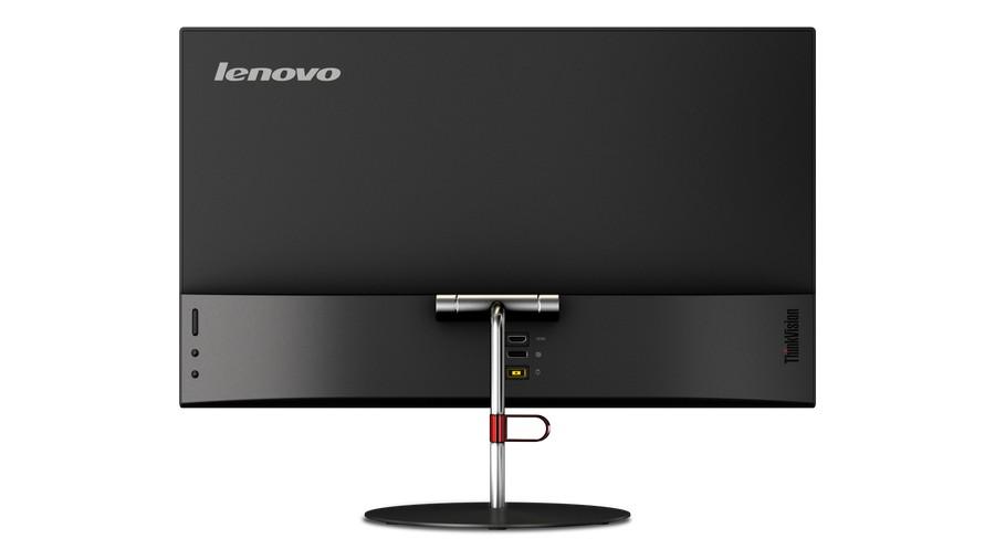 Lenovo ThinkVision X24-задняя сторона
