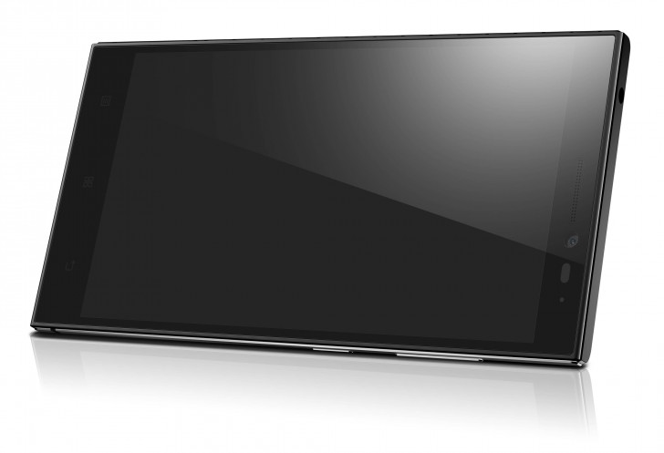 Lenovo VIBE Z2-экран