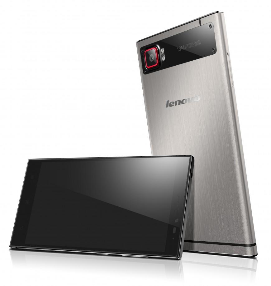 Lenovo VIBE Z2-ракурсы