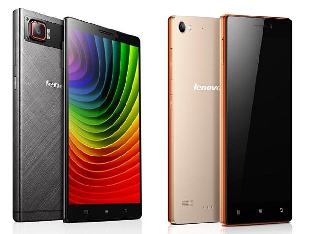 Lenovo Vibe X2 и Vibe Z2-бюджетные смартфоны премиум-класса