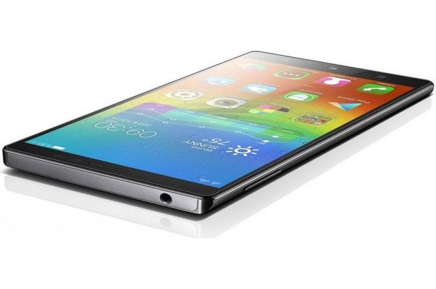 Lenovo Vibe Z2 K920 - экран