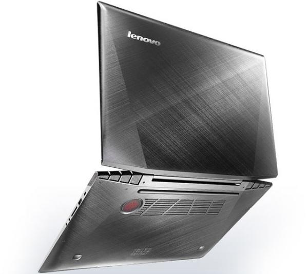 Lenovo Y70 Touch-в разложенном виде