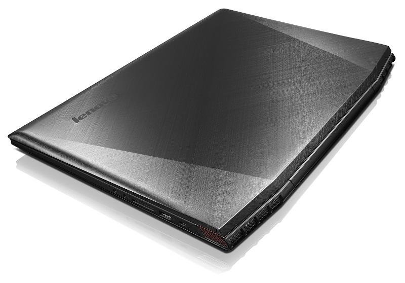 Lenovo Y70 Touch-задняя крышка вид сверху