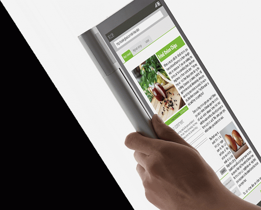 Lenovo YOGA Tablet 2 Pro-эксплуатация