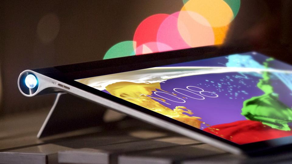 Lenovo YOGA Tablet 2 Pro-проектор