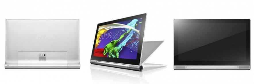 Lenovo YOGA Tablet 2 Pro-ракурсы