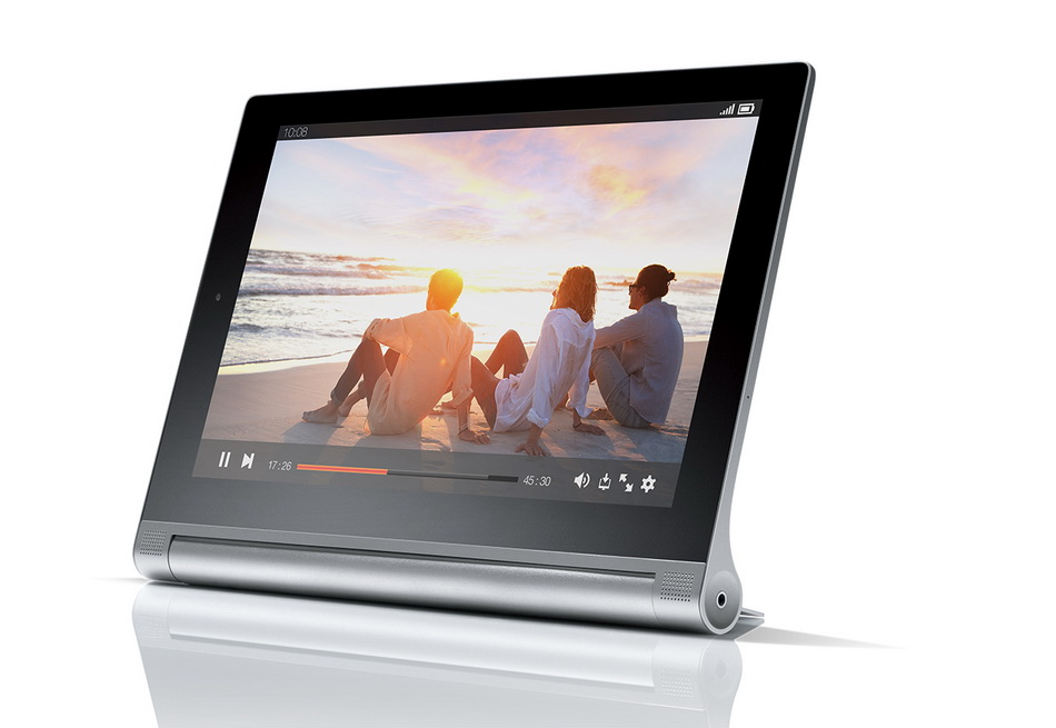Lenovo YOGA Tablet 2-ракурс