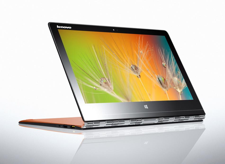 Lenovo Yoga 3 Pro-одно из положений