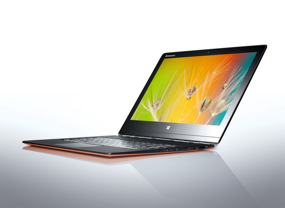 Lenovo Yoga 3 Pro-в ноутбучном положении