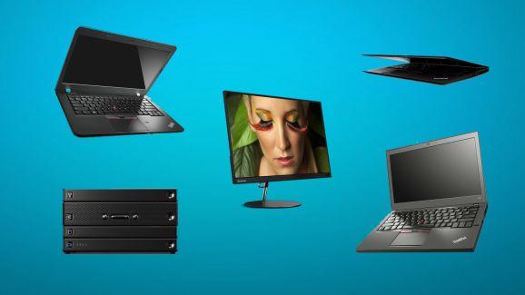 Lenovo-ассортимент новинок