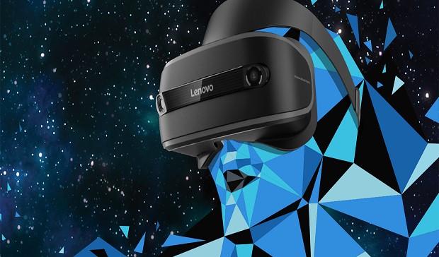 Огляд Lenovo Explorer Mixed Reality  шолом змішаної реальності 7175f0011ebc3