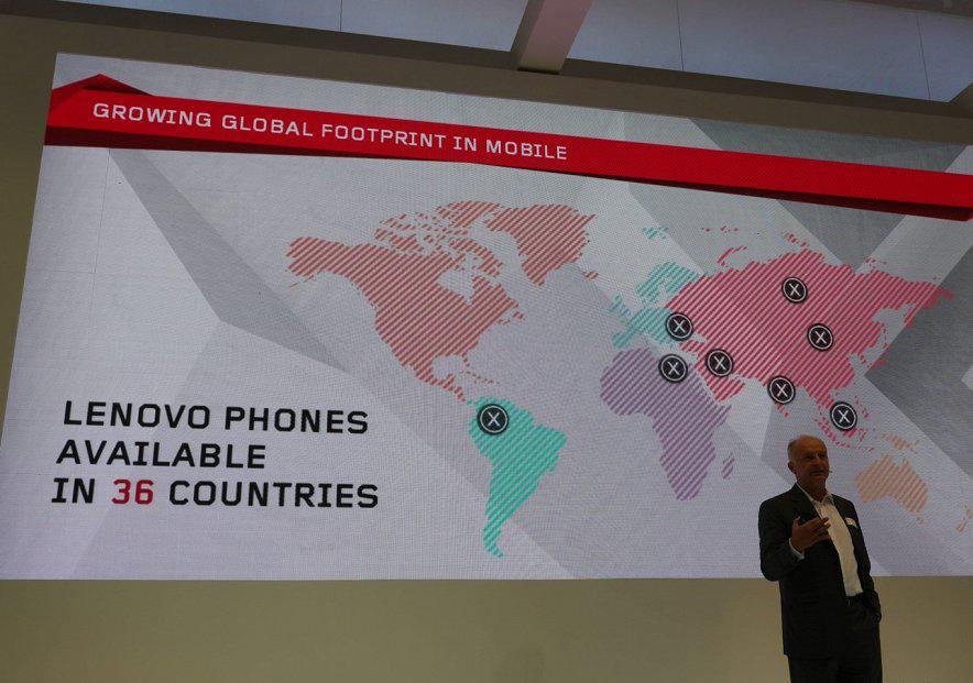 Lenovo-презентация на IFA 2014