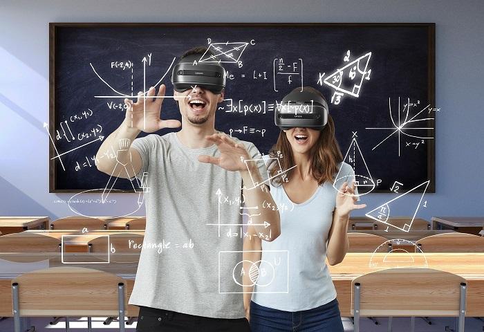 Lenovo представляє новий VR-шолом Lenovo Explorer в Україні 936c24b8eb2ce