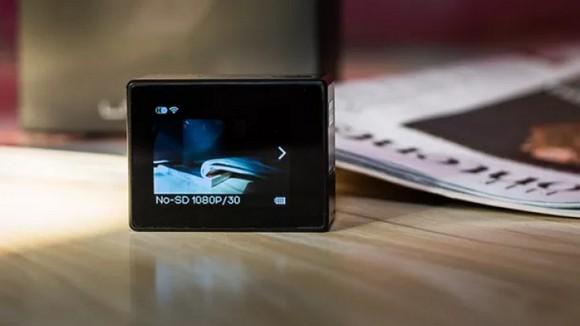 Liveman C1-первая 4K экшн-камера производителя экран