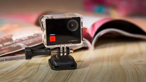 Liveman C1-первая 4K экшн-камера производителя