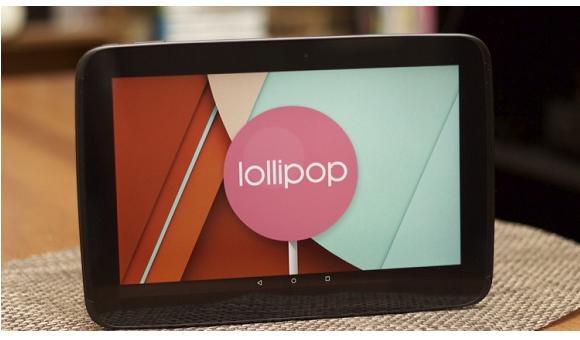Lollipop запись с экрана