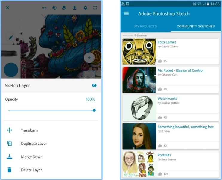 Скачать фотошоп приложения бесплатно для андроид