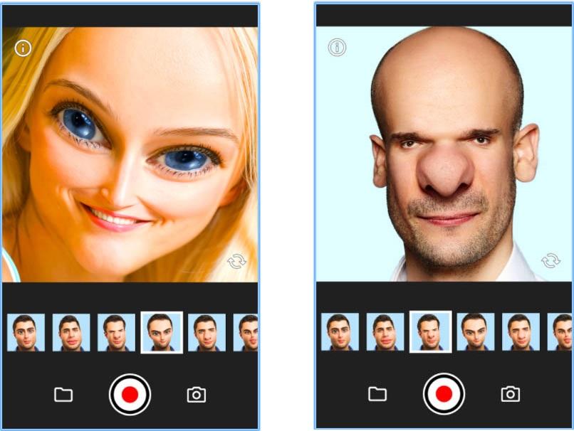 приложение для изменения фото на телефон республика начнет