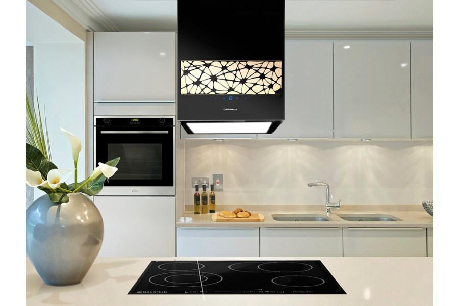 Лучшие кухонные вытяжки нюансы выбора – Черная островная вытяжка