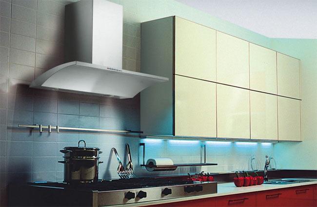 Лучшие кухонные вытяжки нюансы выбора – Купольная вытяжка в интерьере